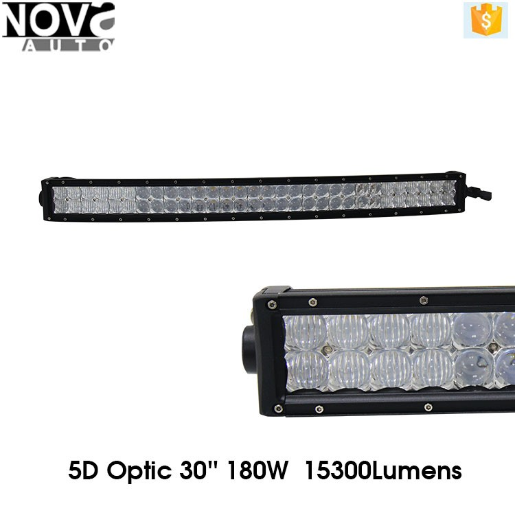 Racing Accessories <strong>Auto</strong> 30 Inch 5D Optic Cars Light Bar