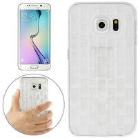 high quality for Samsung galaxy s6 edge phone case,tpu back cover for Samsung s6 edge