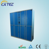 CE certified Electronic steel lockers for hospital