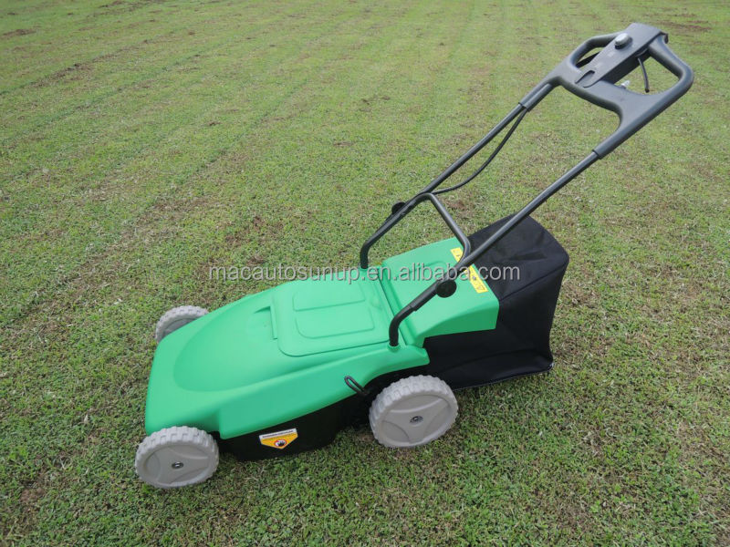 Garden Tool Cordless Electric Battery Lawn Mower / Made in Taiwan / ES470