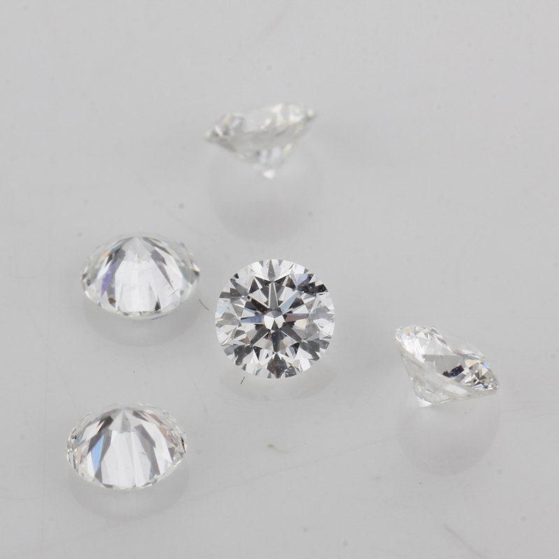 Starsgem Wholesale Price <strong>1</strong> Carat White Loose Cvd Hpht <strong>1</strong>.3mm Lab Diamond