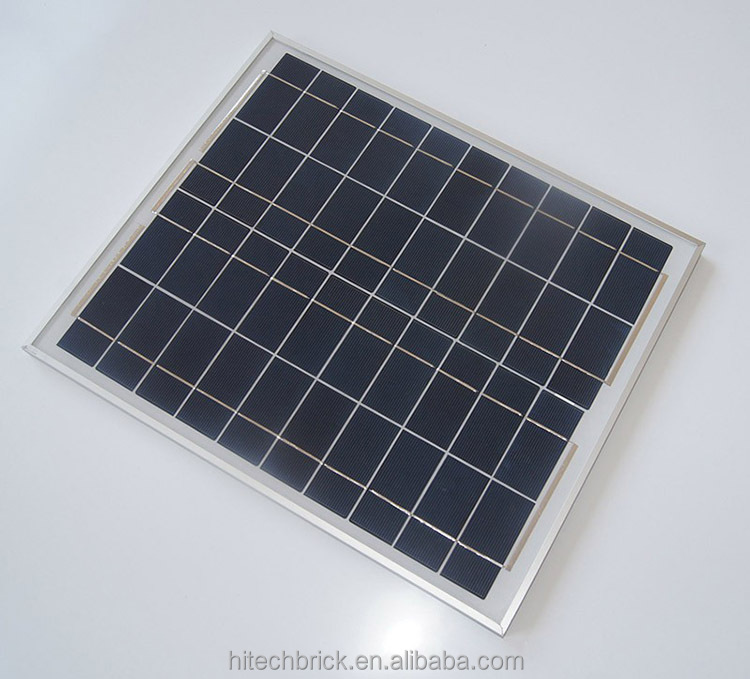 20W 18V Polycrystalline silicon Solar Panel used for 12V photovoltaic power home system, 20Watt 20WP 12VDC PV Poly solar Module