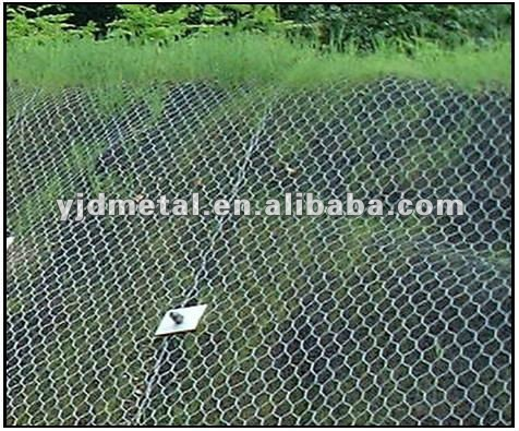 backstop netting/hexagonal wire mesh/chain link fence