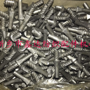 Textile Striate Nail T44 And Ferric Nail For Shuttle Loom