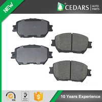 Original Quality Wholesaler Excellent Safety Performance Brake Pad For Hyundai H1