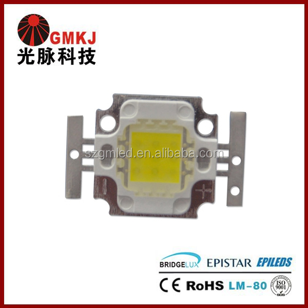 New Arrival High Power 10w COB LED White Light Emitting Diode Epistar Bridgelux Chip