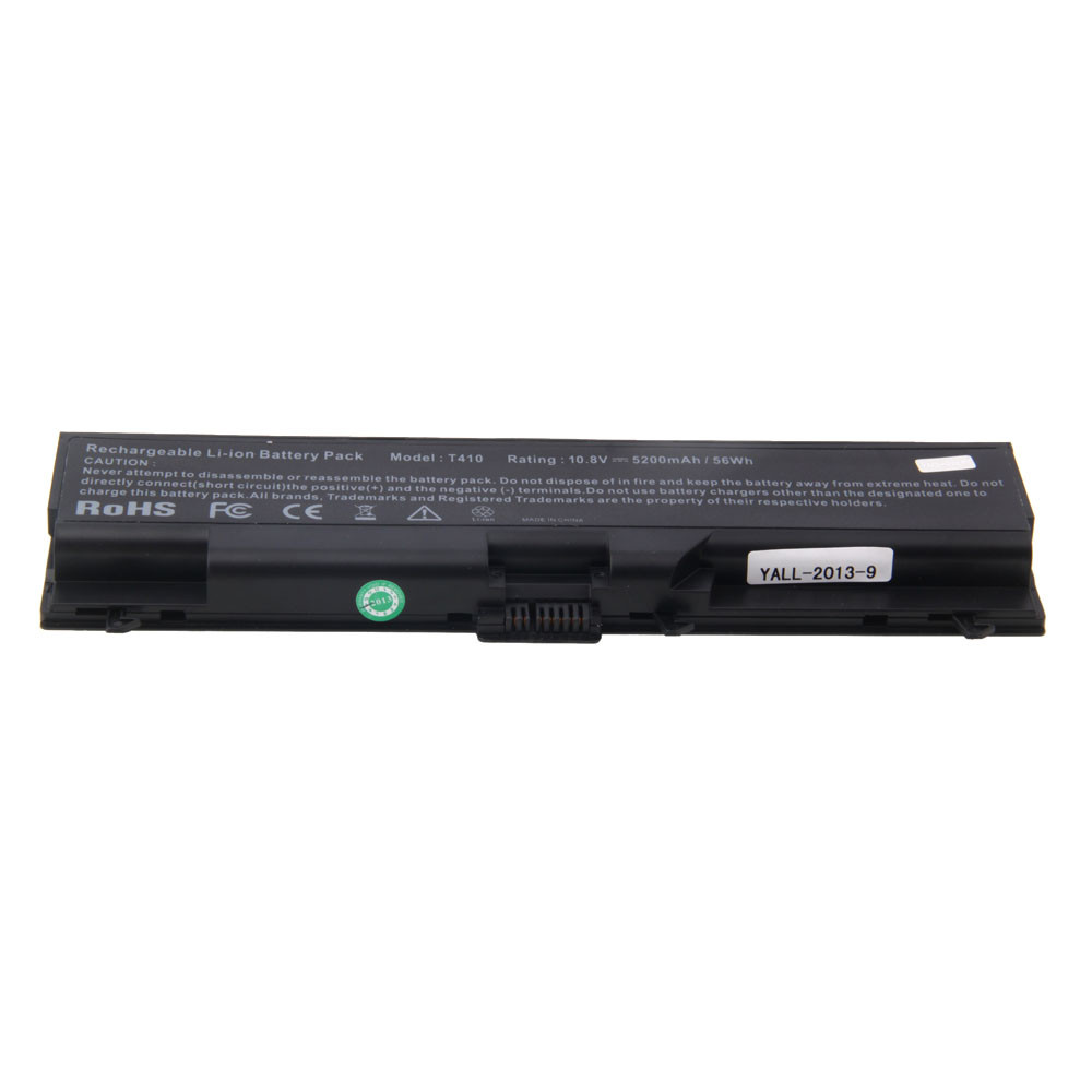 6 Cell 5200mAh Battery for IBM Lenovo Thinkpad E40 E50 E420 E520 T410 T510 SL510