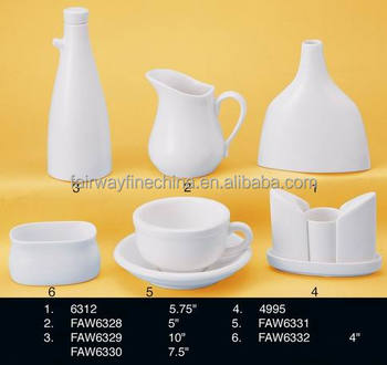 Wholesale catering hotel and restaurant dinner ware white porcelain dinner ware