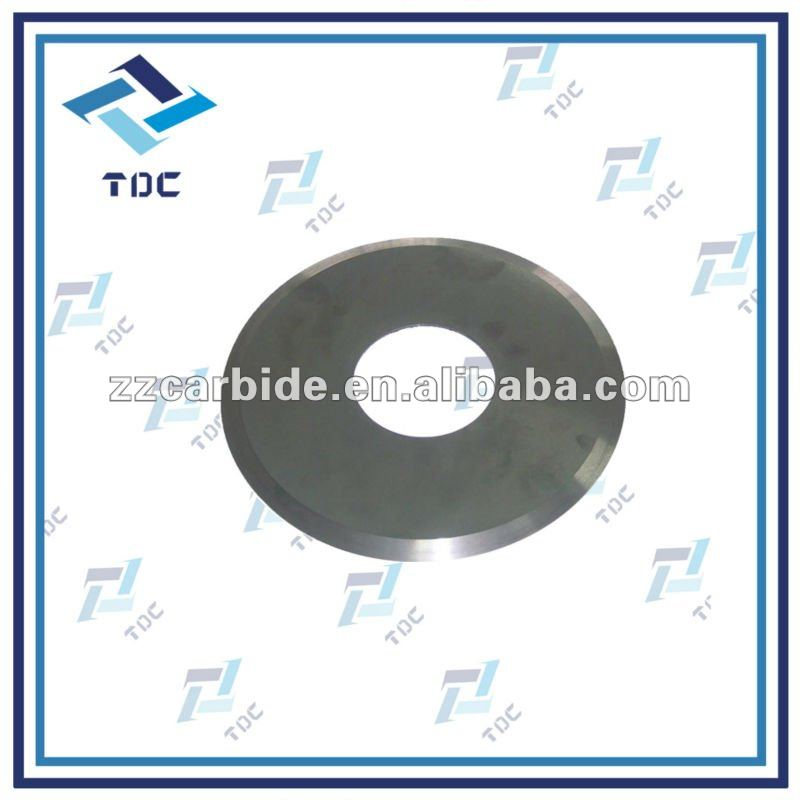 Solid tungsten carbide Carbide Saw Blades for cutting stainless steel