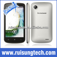 lenovo a800 MTK6577 1.2GHz dual core 3G Android 4.0 cellphone-white
