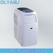 Olyair mobile air conditioner R410a heat pump 18000btu CE popular model