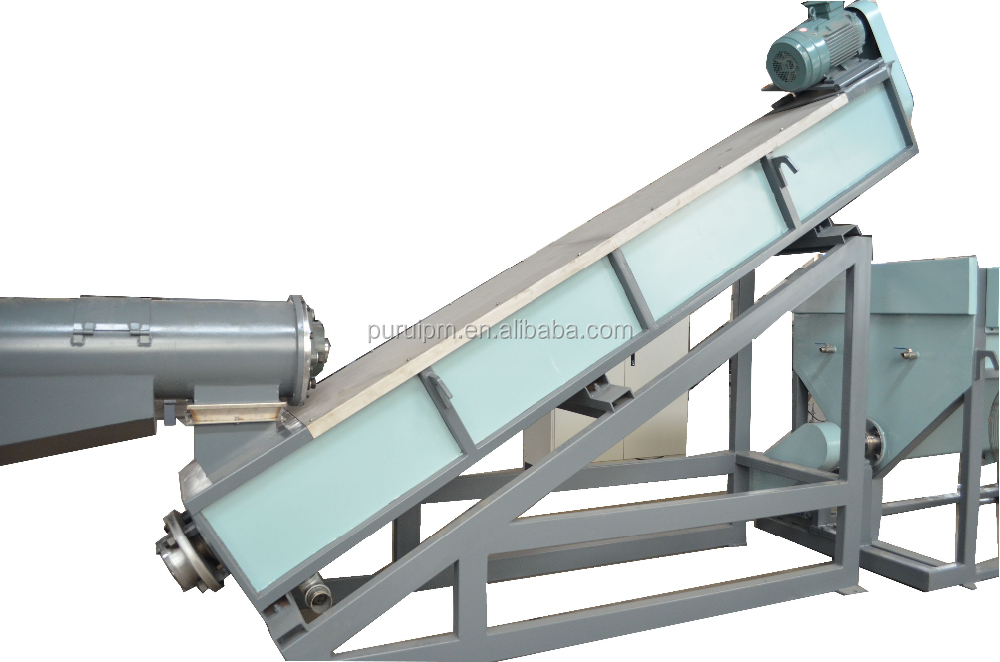 PP, PE Plastic Film Washing Recycling Production Line
