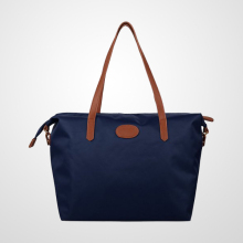 Women Fashion Nylon Tote Shoulder Beach Bag