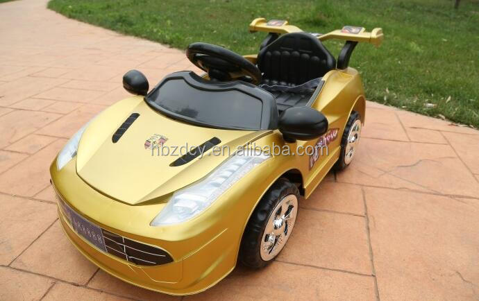Golden Children love Style and more clever ride on car big kids ride on car