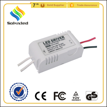 7w ceiling light led driver