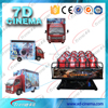 2014 Hot New Attractive Cheap and High Quality Arcade amusement 5D Mobile Cinema Simulator