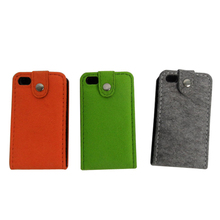 Colorful Felt Mobile Phone Covers