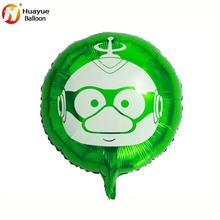 Advertising decoration promotion printing large helium balloons, toy party helium balloon
