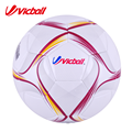 PU material laminated competition soccer ball factory