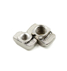 Steel zinc plated T slot nuts T type sliding nuts