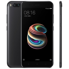 New Arrival Original Xiaomi mi 5X 5.5 inch 4G RAM 64G ROM double back camera Qualcomm Snapdragon 625 Octa Core mobile phone
