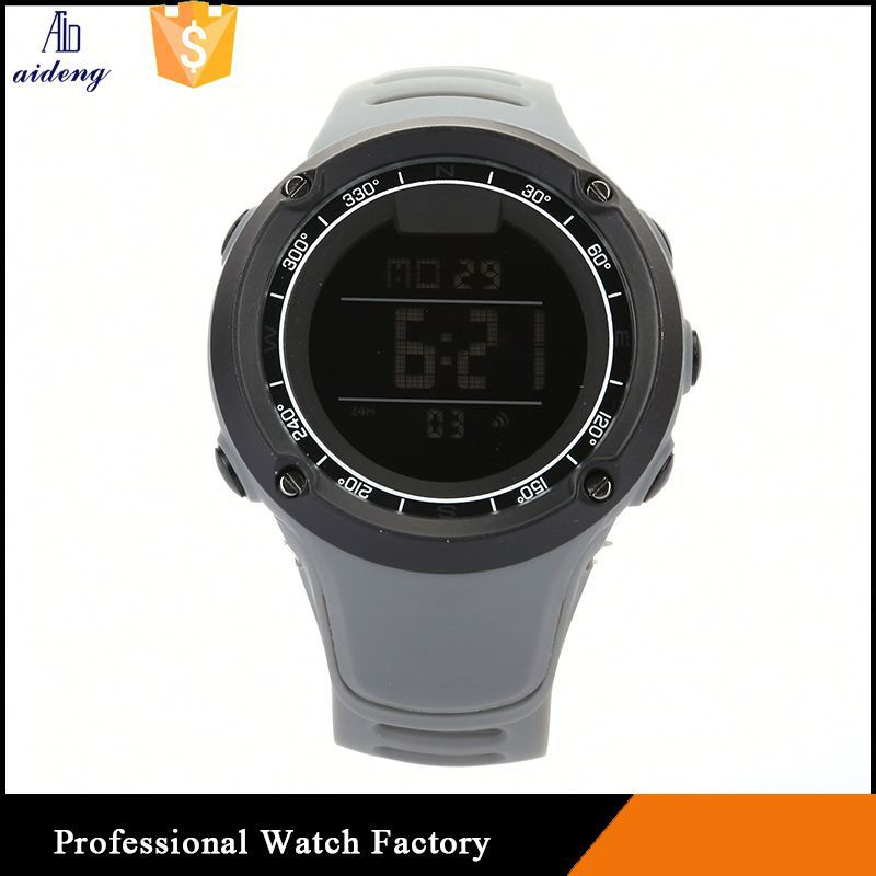 Kids Heart Rate Monitor Sports Couple Sport Watch Orange Watches