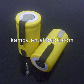 1.2V NiCD SC rechargeable battery 2000mAh