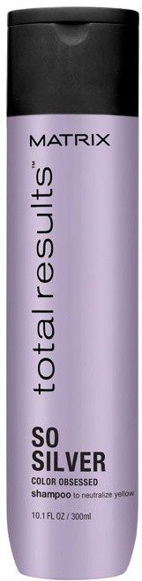 TOTAL RESULTS SO SILVER 10 OZ SHAMPOO