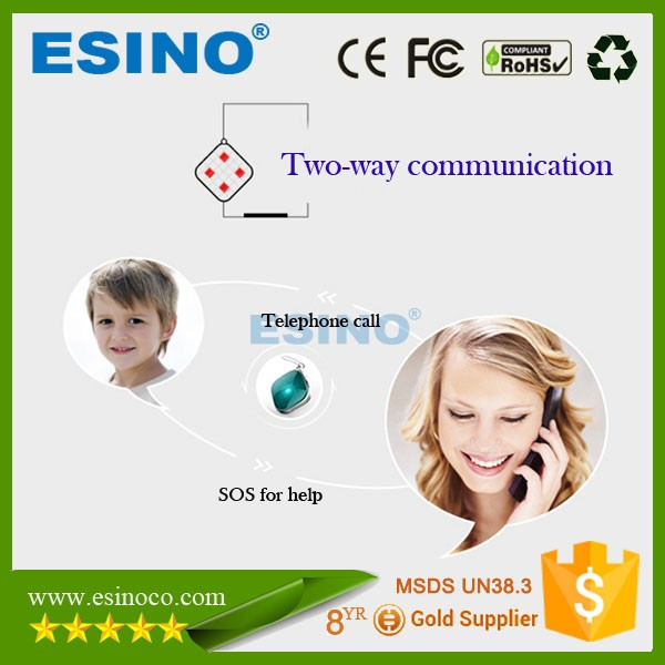 2016 new mini gps tracker GPS jewelry for child wholesale gps necklace for child
