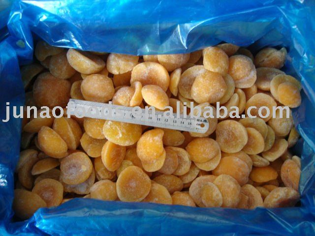 IQF Chinese Yellow apricot freeze dry fruit