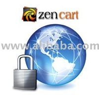 Web design with Zen-Cart Implementation