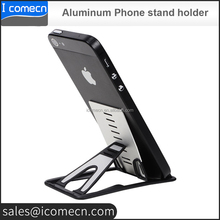 Chirstmas gift Universal Aluminum Metal Mobile Phone tablet pc holder, phone stand