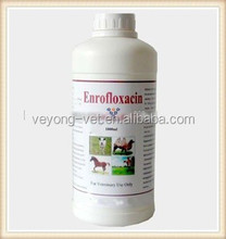 Enrofloxacin oral solution 10% veterinary medicine