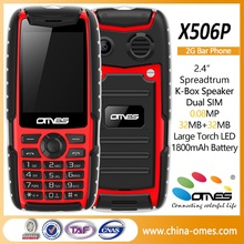 506p OEM 2.4 inch super low price dual sim telefonos moviles telefono