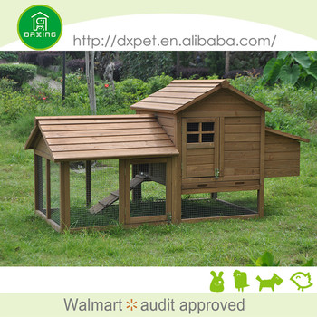 DXH014 China supplier large size chicken coop designs for 6 chickens