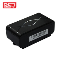 Long Lasting Battery Satellite Multiple Vehicle Tracking Device Gps Tracker