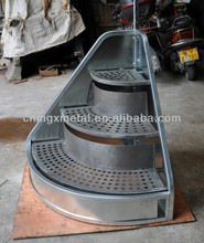 flower display stand galvanized sheet manufacture from foshan