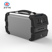 360Wh/97,200mAh Portable Generator Power Source, Max 400W AC Power Inverters, 12V/5A DC & USB Ports, Charged by DC Input/Solar
