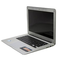 China Factory wholesale 14 inch ultrabook intel celeron J1900 quad core 2.0GHz cpu 4G RAM 500G HDD laptops