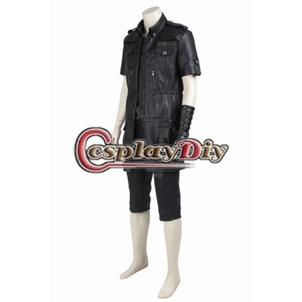 Final Fantasy XV Noctis Lucis Caelum Cosplay Costume Adult Men's Halloween Carnival Costume Cosplay