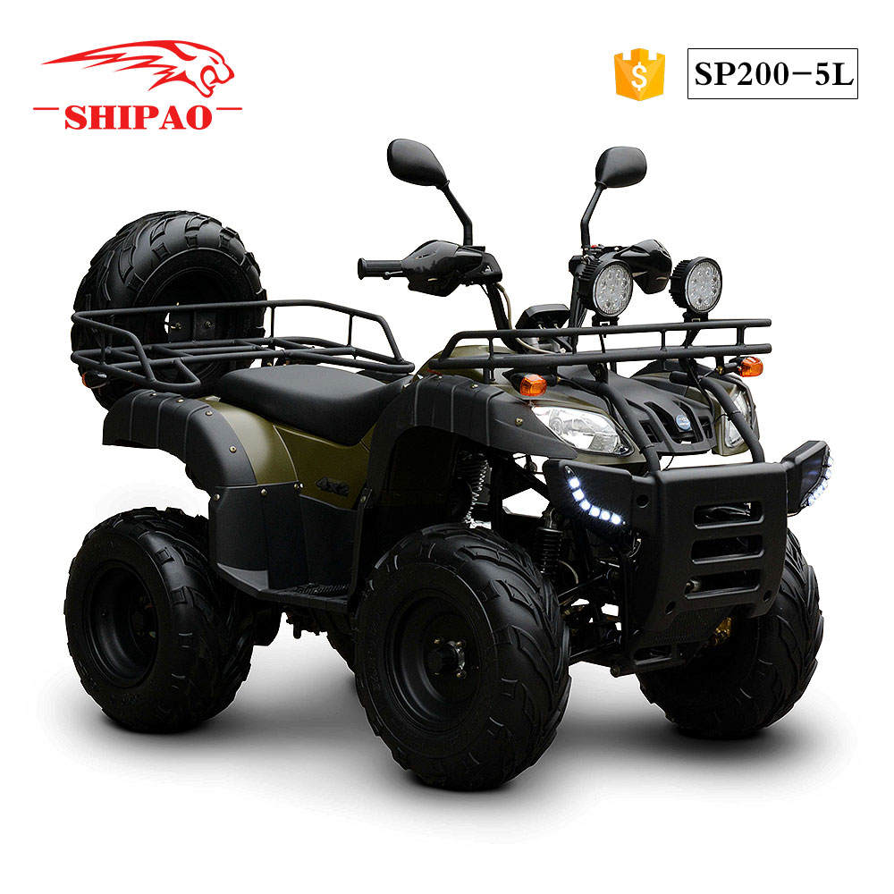 SP200-5L Shipao never in trouble hummer quad