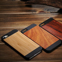 Wholesale high quaity back case for iphone 5/5s , for iphone 5/5s case, bamboo case for iphone 5 wooden back cover for iPhone 5s