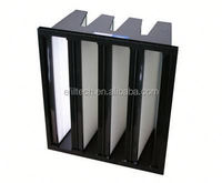 made in China factory supply paint spray booths plastic hepa filter