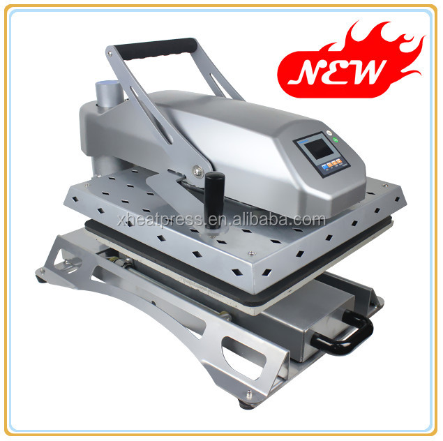 2014 new design lowest price clamshell ce t shirt heat press machine low price high quality HP3805