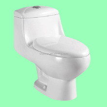 commercial portable toilet ceramic washdown one piece wc toilet for hotel home
