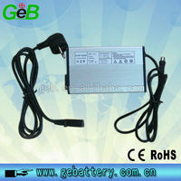 24v 5A silver beauty battery charger For Electrical Bicycles
