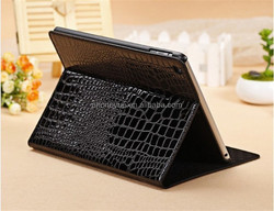 Protective Slim Crocodile Tablets Stand Leather Case for iPad Mini 1/2