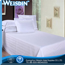 hotel Guangzhou jacquard hospital rubber bed sheets