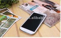 4.0/4.3/5/5.3inch Tianji I9300 MTK6577 Android 4.1 support GPS 3G WIFI 8.0MP camera smartphone