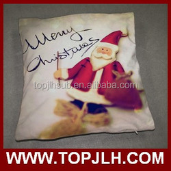 best promotion products hot new plush pillow cover for sale